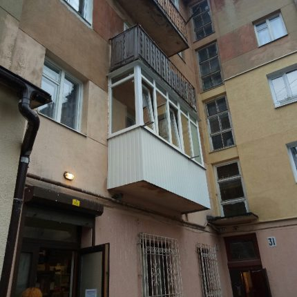 остекление балкона Львов